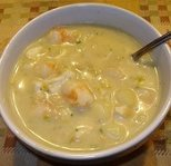 Recipe for Seafood Chowder