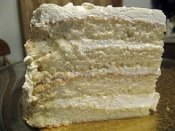 Easy White Cake Recipe