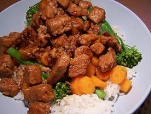 Recipe for Bourbon Chicken