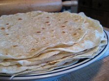 Homemade Tortilla Recipes