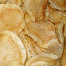Easy Potato Chips with Seasoning
