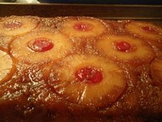Pineapple Upside Down Cake Recipe