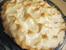 Coconut Cream Pie from Scratch