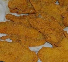 Cornmeal Fried Bluegill Recipe