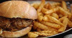 Pulled Wild Boar Sandwich Recipe