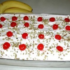 Banana Split Cake Recipe