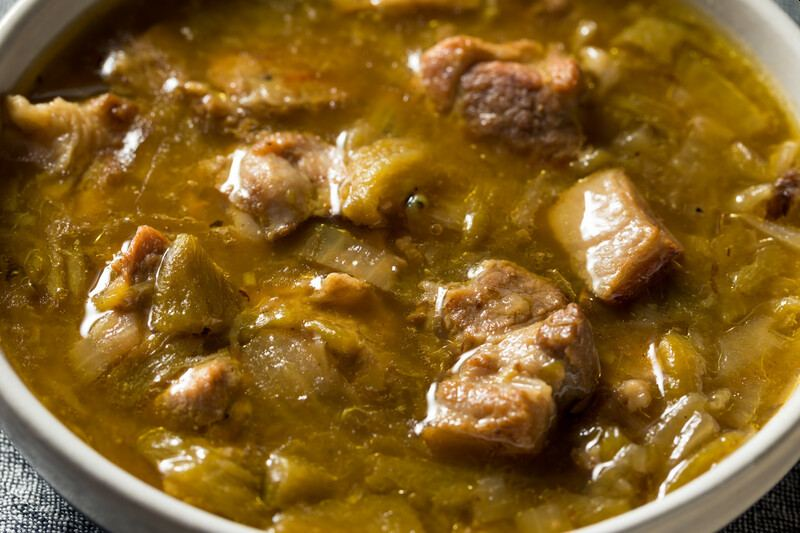 Pork Chili Recipe