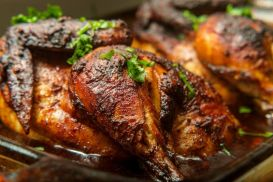 Baked Rotisserie Chicken Recipe