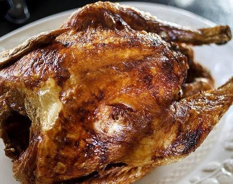 How to Deep Fry Whole Chicken
