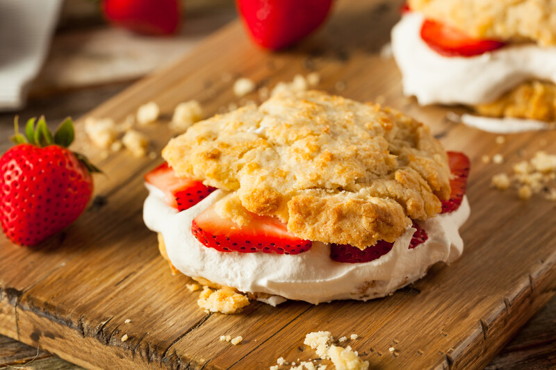 Strawberry Shortcake Recipe Ideas