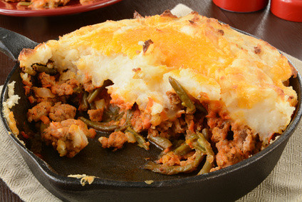 Hunters Shepherd Pie Recipe