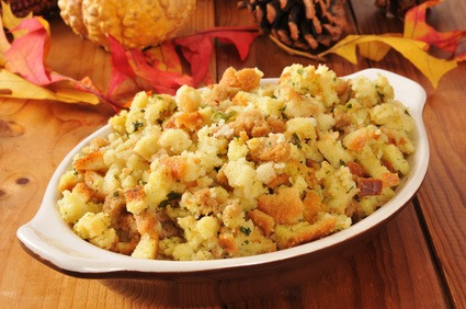 Homemade Corn Bread Stuffing