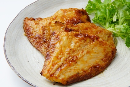 Broiled Teriyaki Flounder Recipe