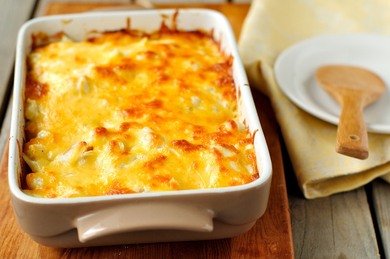 Easy Cowboy Potatoes Recipe. You've heard of Hash Brown Casserole, right?  It's good isn't it - This is better. #misshomemade |Thousands of recipes at MissHomemade.com
