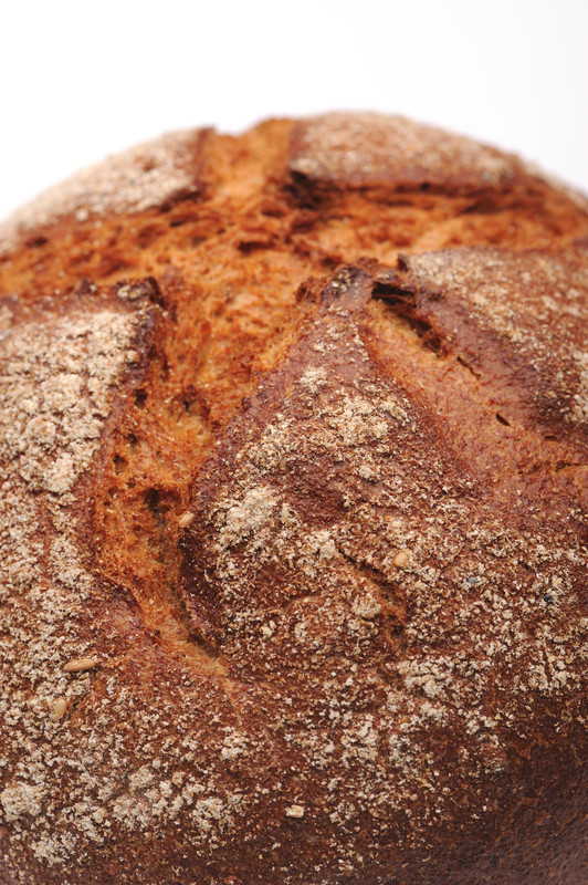 Russian Black Bread rivals some of the best bread you will ever taste. Also discover Kulich Easter bread made with raisins, cinnamon and icing. #misshomemade | Thousands of recipes at MissHomemade.com