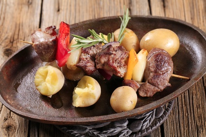 Marinated and Grilled Venison Recipe