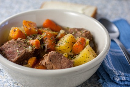 Vegetable and Beef Soup from Scratch