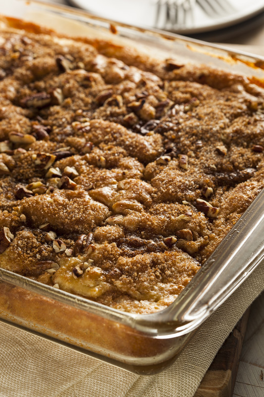 Using my homemade Bisquick mix, you can make a variety of things both savory and sweet.  Presenting my Bisquick Coffee Cake recipe and hoping you and your family enjoy it often. #misshomemade