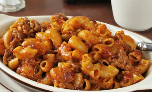 Healthier Homemade Hamburger Helper from Scratch #HealthierHamburgerHelper