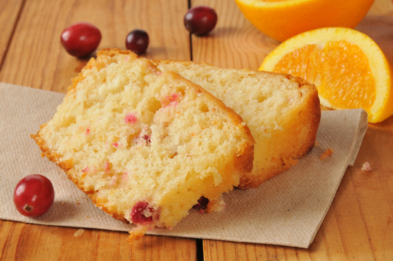 Cranberry Orange Bread really is a delight. Have a slice for breakfast or take a slice for break. Your coworkers will ask for the recipe. I promise. #misshomemade