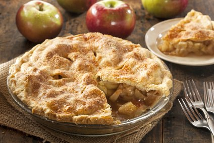 Homemade Apple Pie from Scratch