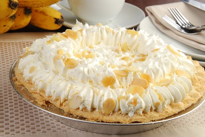 Easy Homemade Banana Cream Pie Recipe