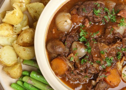 Easy Homemade Beef Burgundy Recipe