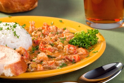 Cajun Crawfish Etouffee Recipe