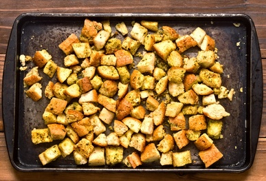 Homemade Crouton Recipe