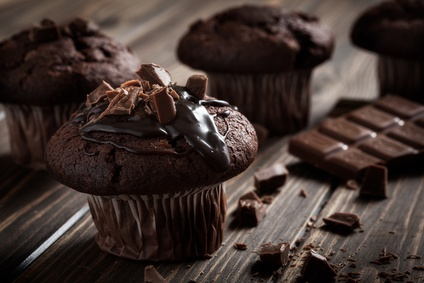 Deep Chocolate Devils Food Cake Recipe #misshomemade