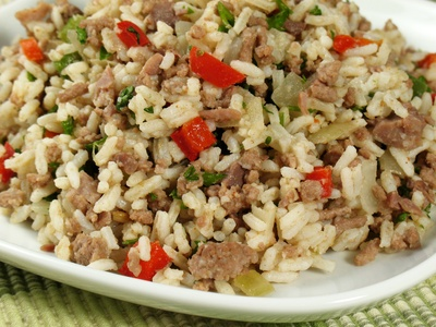 Easy Dirty Rice Recipe