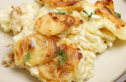 Best Scalloped Potatoes Recipe