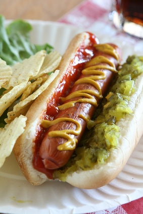 Hot Dog Relish Recipe