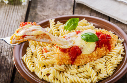 Crunchy Fish Parmesan Recipe