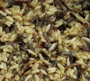 Homemade Rice Pilaf Recipe