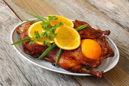 Best Orange Roast Duck Recipe