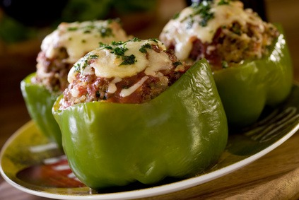 Homemade Stuffed Peppers