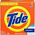 'Just Like Tide' Powder Laundry Detergent Copycat  Recipe - Ready to save money? Don't like chemicals in the products you use? Check this out. #misshomemade