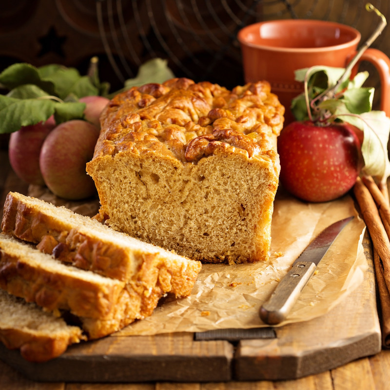 Best Apple Bread Recipe