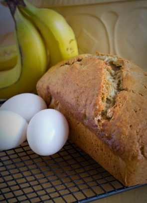 Homemade Banana Bread from Scratch