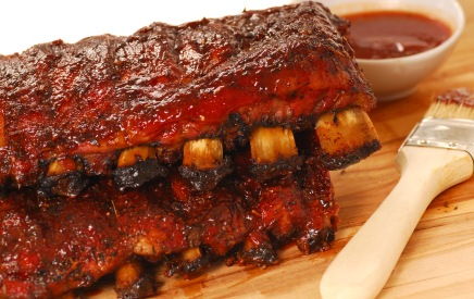 Sticky and Tender BBQ Ribs Recipe