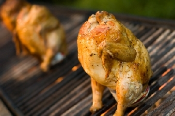 Juicy Beer Can Chicken Recipe