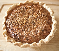 Homemade Black Walnut Pie Recipe