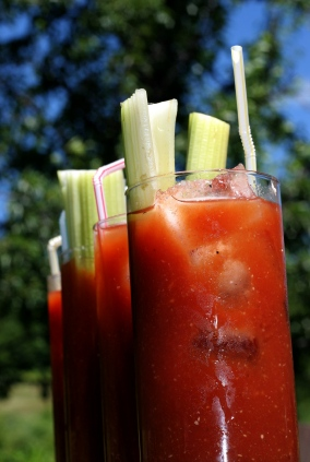 Homemade Tomato Juice Recipe