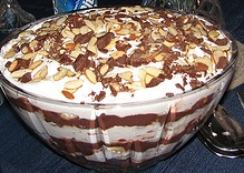 Easy Brownie Trifle Recipe