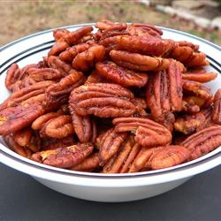 Easy Buttered Pecans Recipe