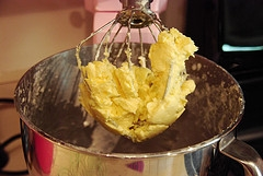 Make Homemade Butter using a Mixer