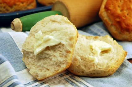 Recipe for Buttermilk Biscuits