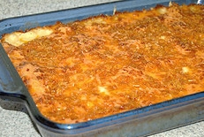 Homemade Cowboy Potato Casserole