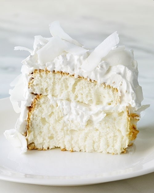 Coconut Cake from Scratch